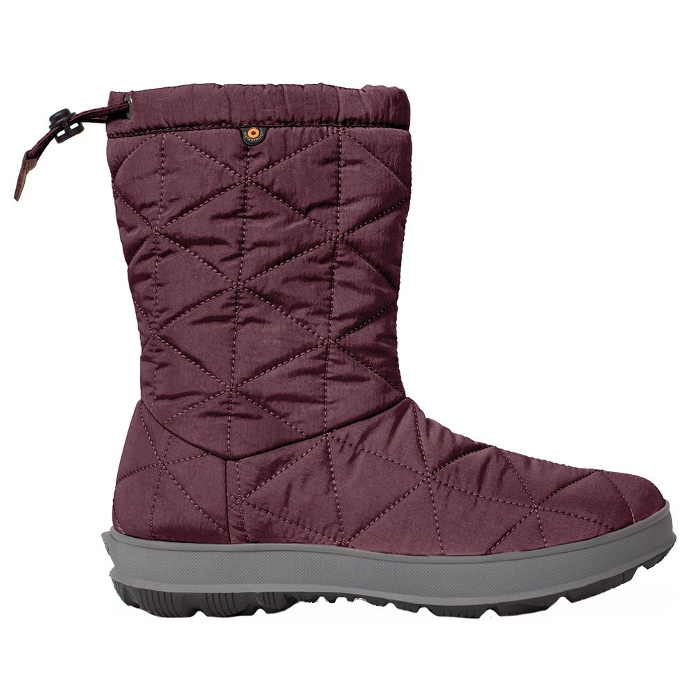 Bogs Snowday Boot (Women's) - Wine