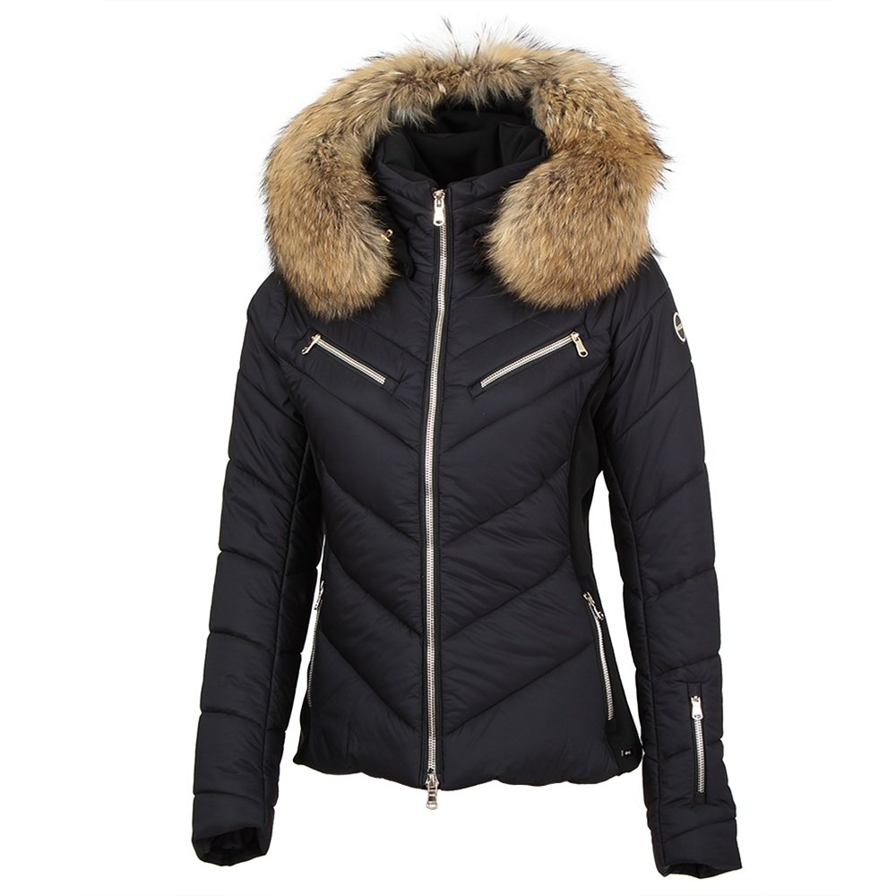 MDC Victoria Insulated Ski Jacket with Fur (Women's) -