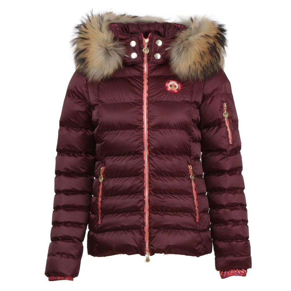 Sportalm Kyla RR Down Ski Jacket with Real Fur (Women's) -