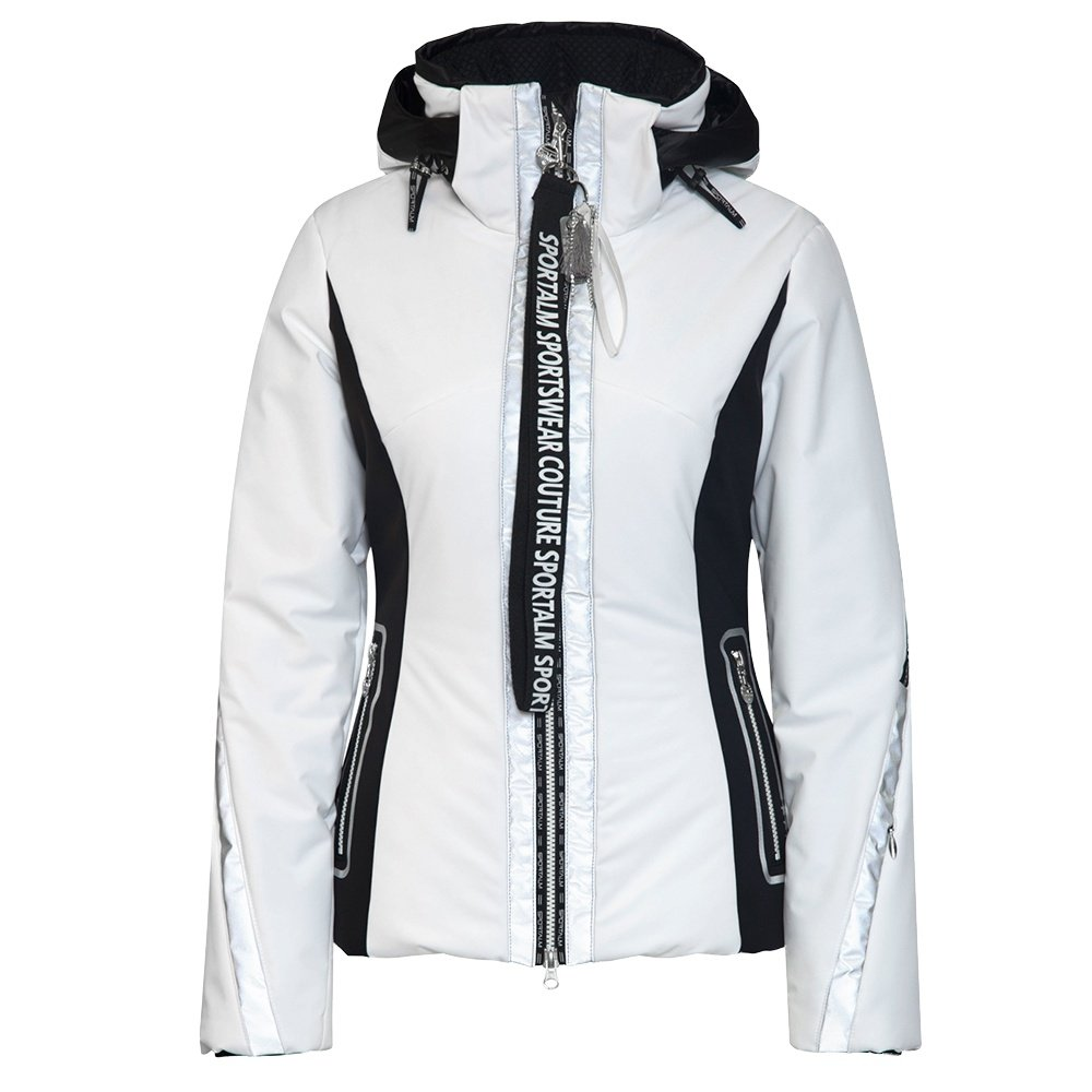 Sportalm Palia Insulated Ski Jacket (Women's) - Snow White