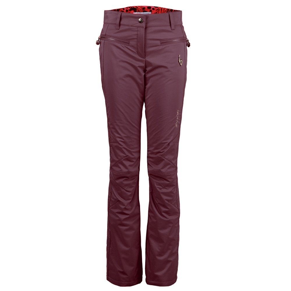 Sportalm Bird RR Shell Ski Pant (Women's) - Windsor Wine