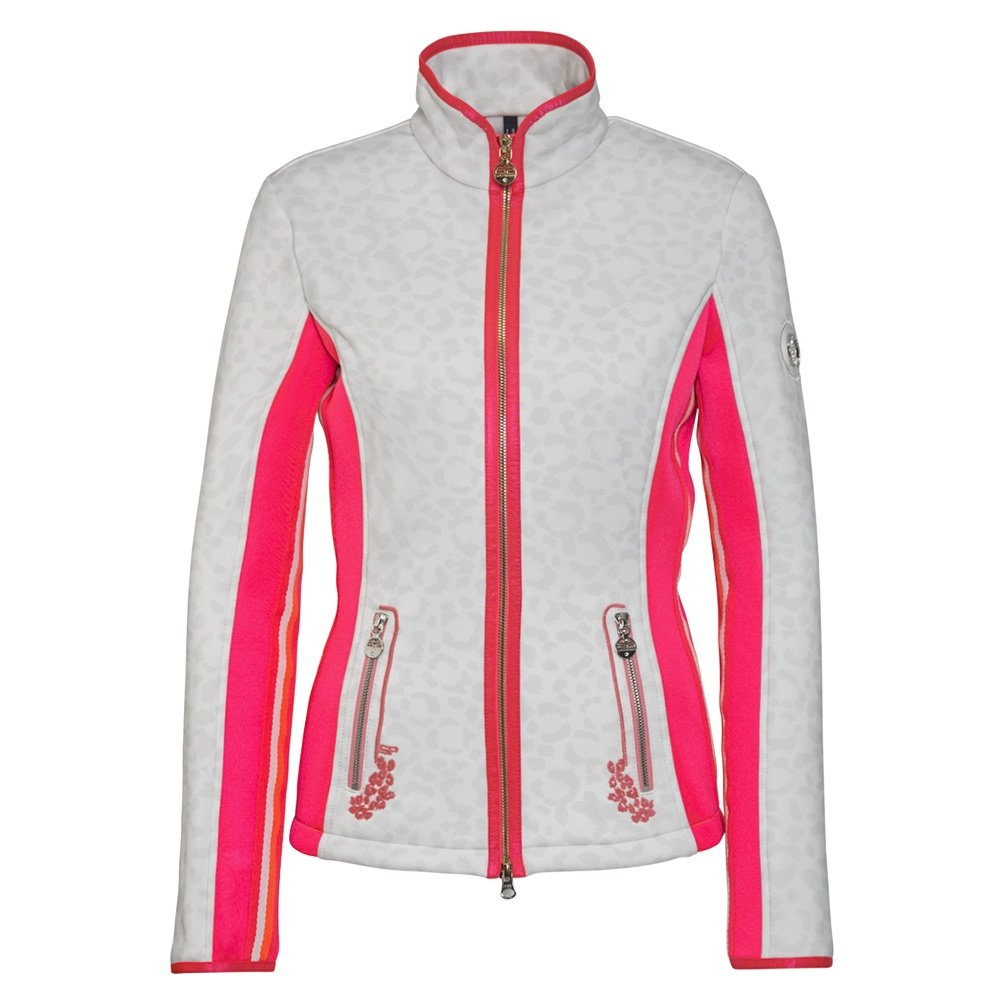 Sportalm Aussie Leo Sand Fleece Jacket (Women's) - Turtledove