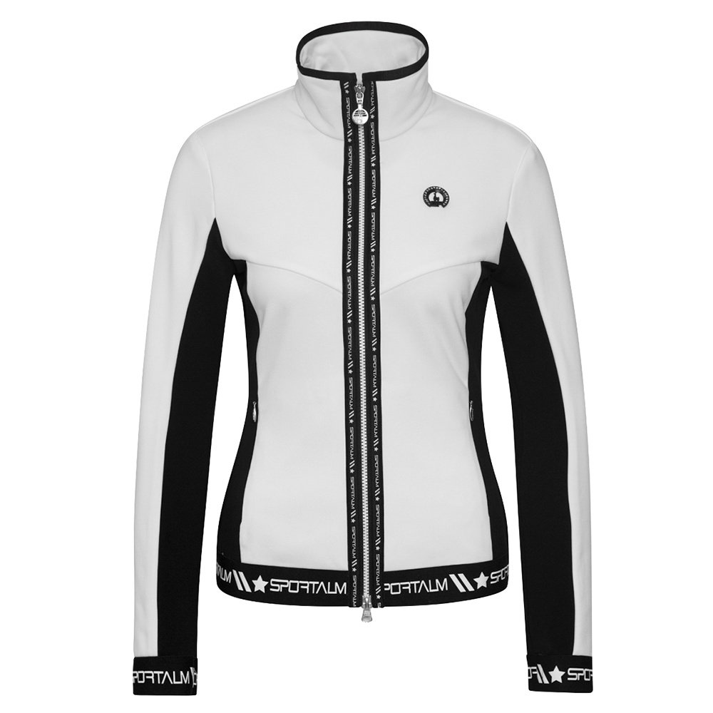 Sportalm Yaelle Fleece Jacket (Women's) - Snow White