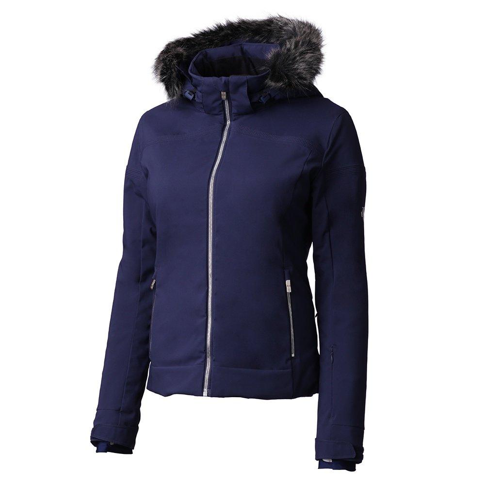 Descente Charlotte Insulated Ski Jacket (Women's) - Dark Night