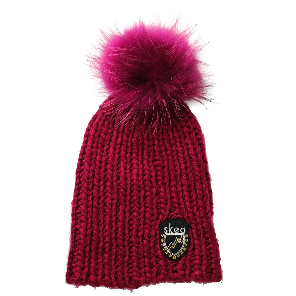 Skea Beets Hat (Women's) - Cerise