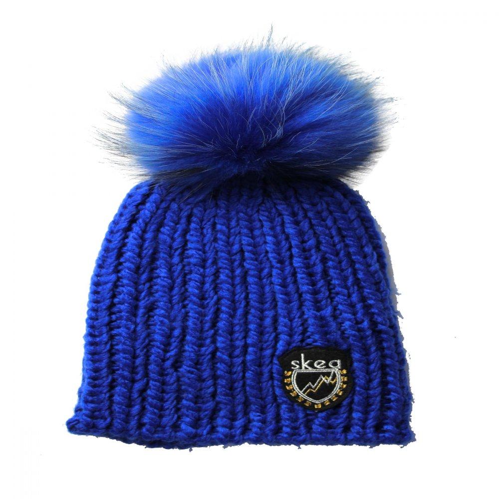 Skea Beets Hat (Women's) - Dazzling Blue