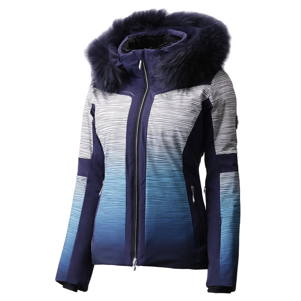 Descente Joslyn Insulated Ski Jacket with Real Fur (Women's) -