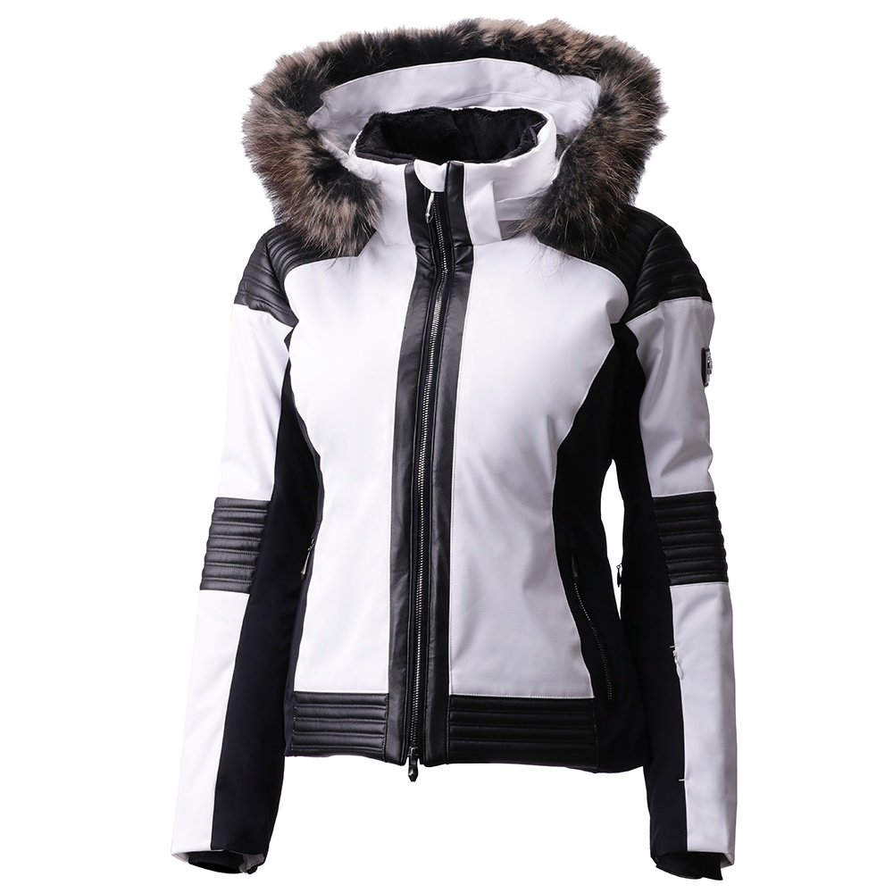 Descente Cecily Insulated Ski Jacket with Real Fur (Women's) -