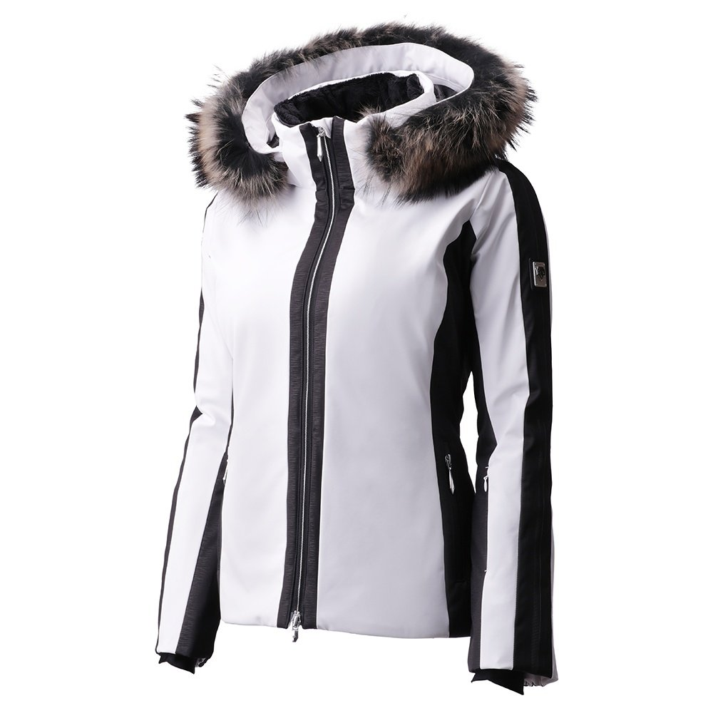 Descente Gianni Insulated Ski Jacket with Real Fur (Women's) -