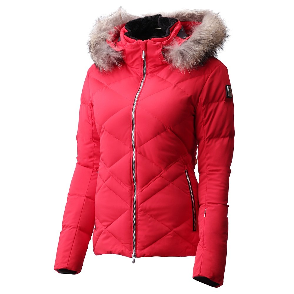 Descente Anabel Down Ski Jacket with Real Fur (Women's) -