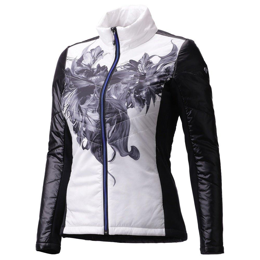 Descente Lynca Insulated Fleece Mid-Layer (Women's) - Yuki White