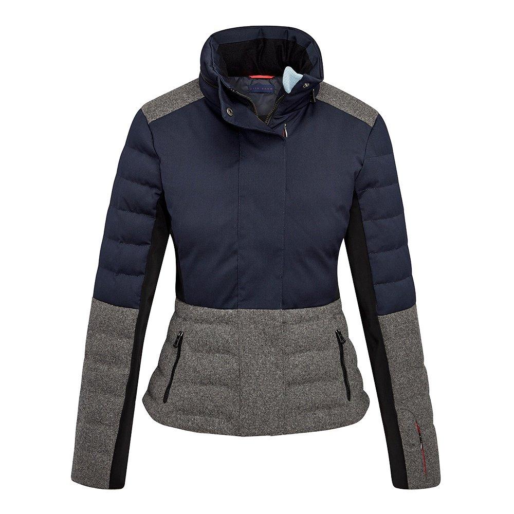 Erin Snow Sari Merino Insulated Ski Jacket (Women's) - Ink/Dove