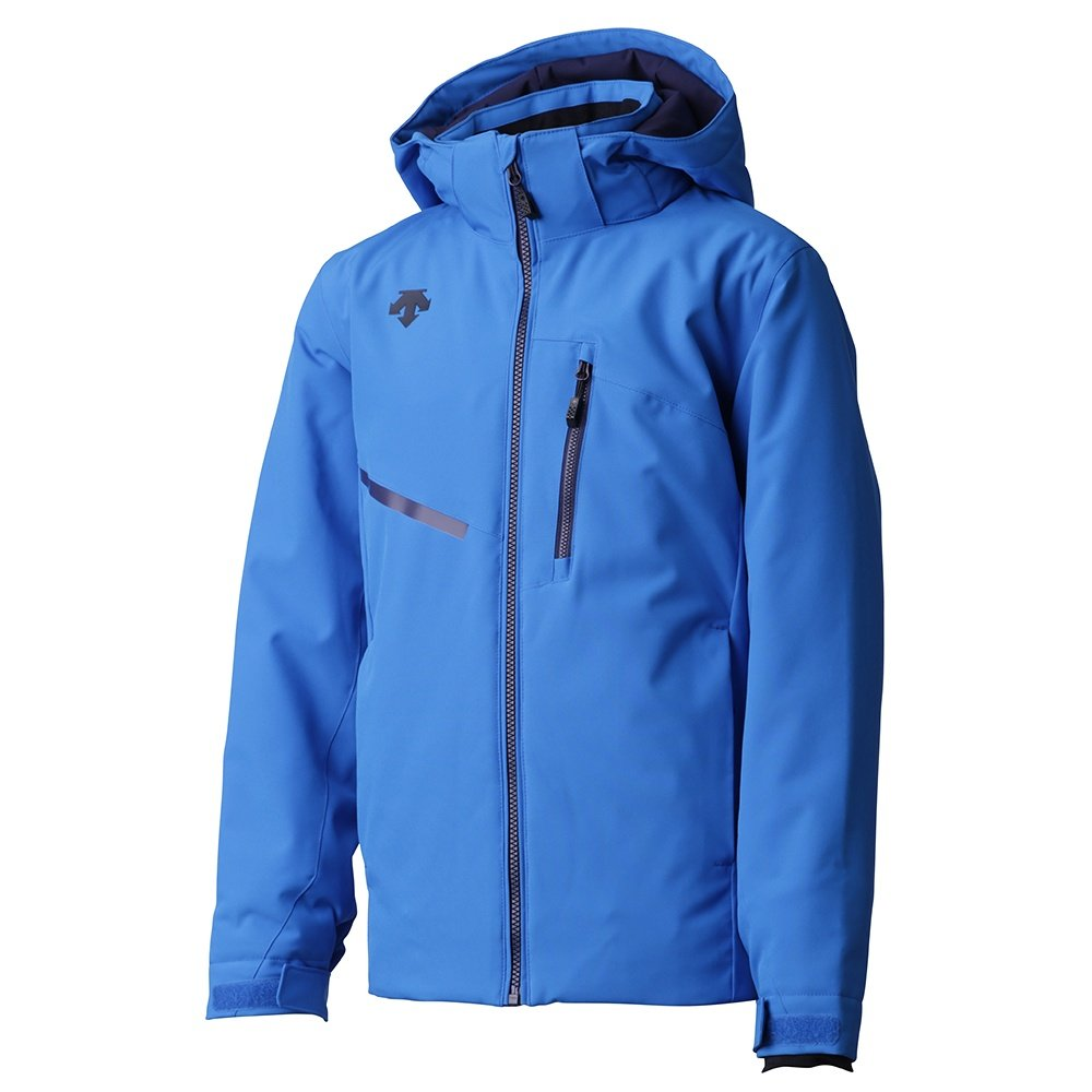 Descente Nash Insulated Ski Jacket (Boys') - Airway Blue/Dark Night