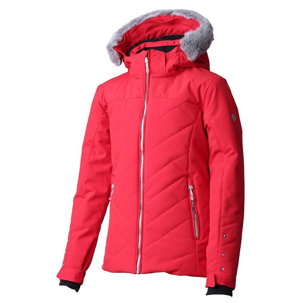 Descente Sami Insulated Ski Jacket (Girls') - Electric Red