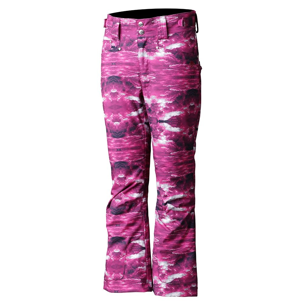 Descente Selene Insulated Ski Pant (Girls') - Storm Pink