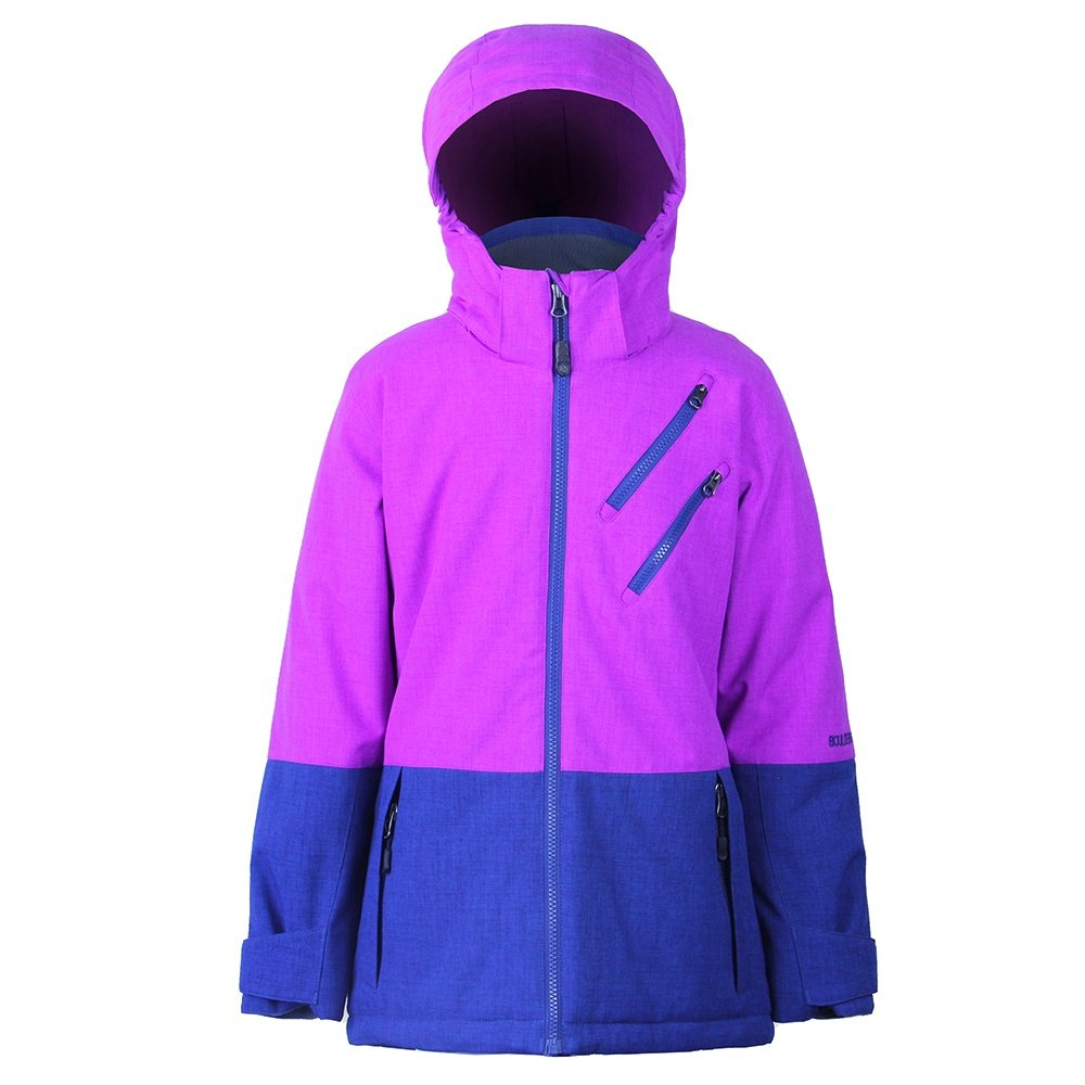 Boulder Gear Mila Insulated Ski Jacket (Girls') - Purple Cactus