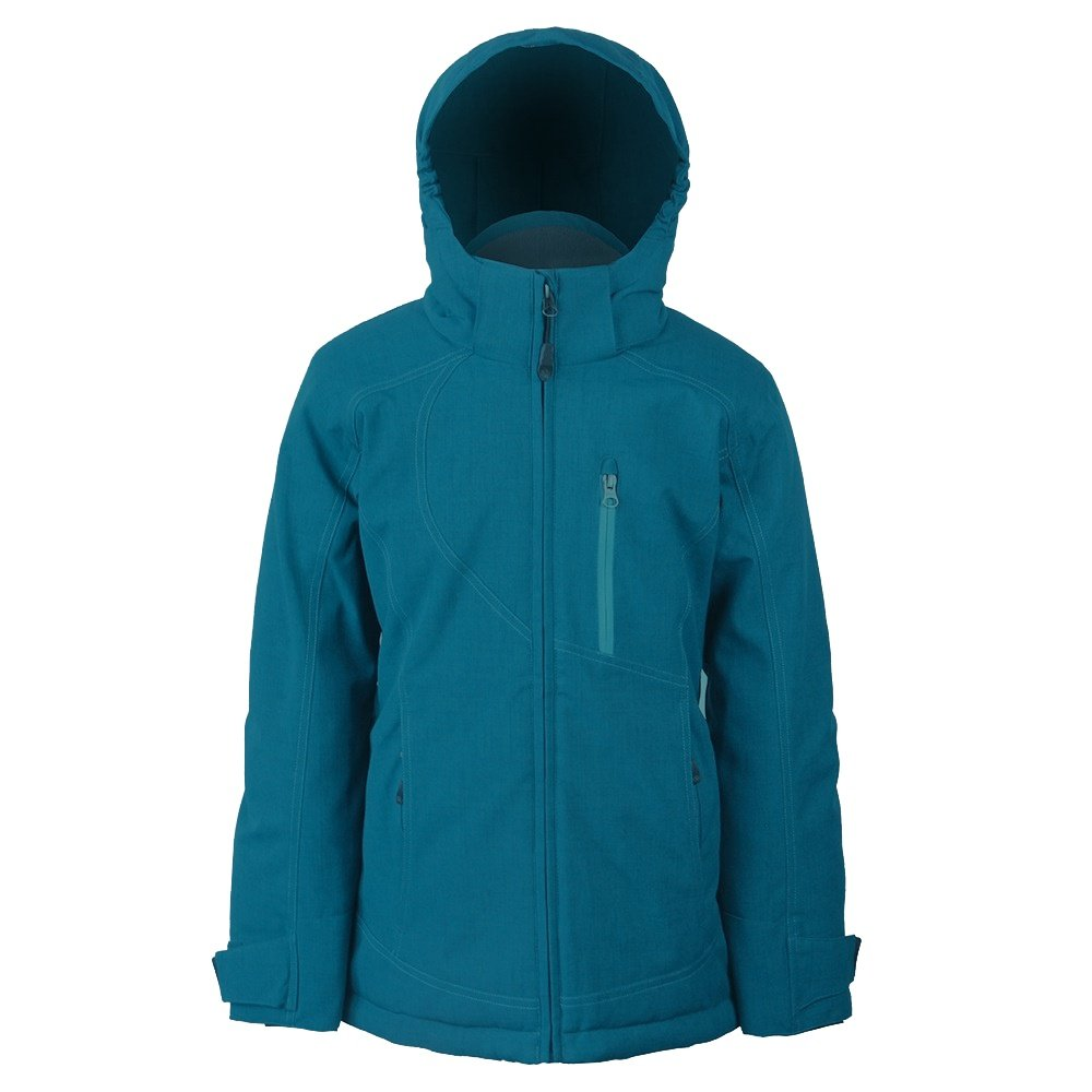 Boulder Gear Emma Insulated Ski Jacket (Girls') - Peacock
