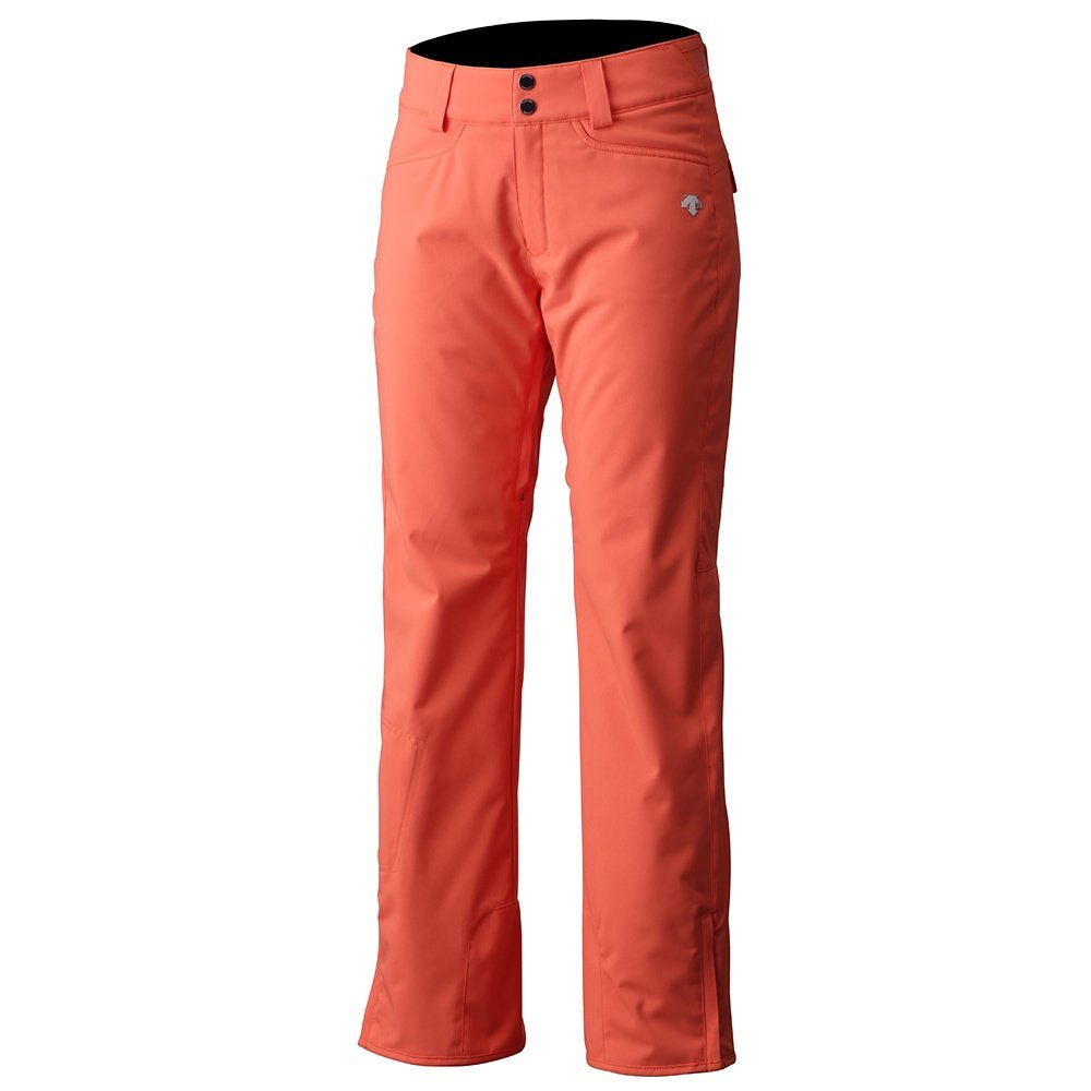 Descente Marley Insulated Ski Pant (Women's) - Persimmon Orange