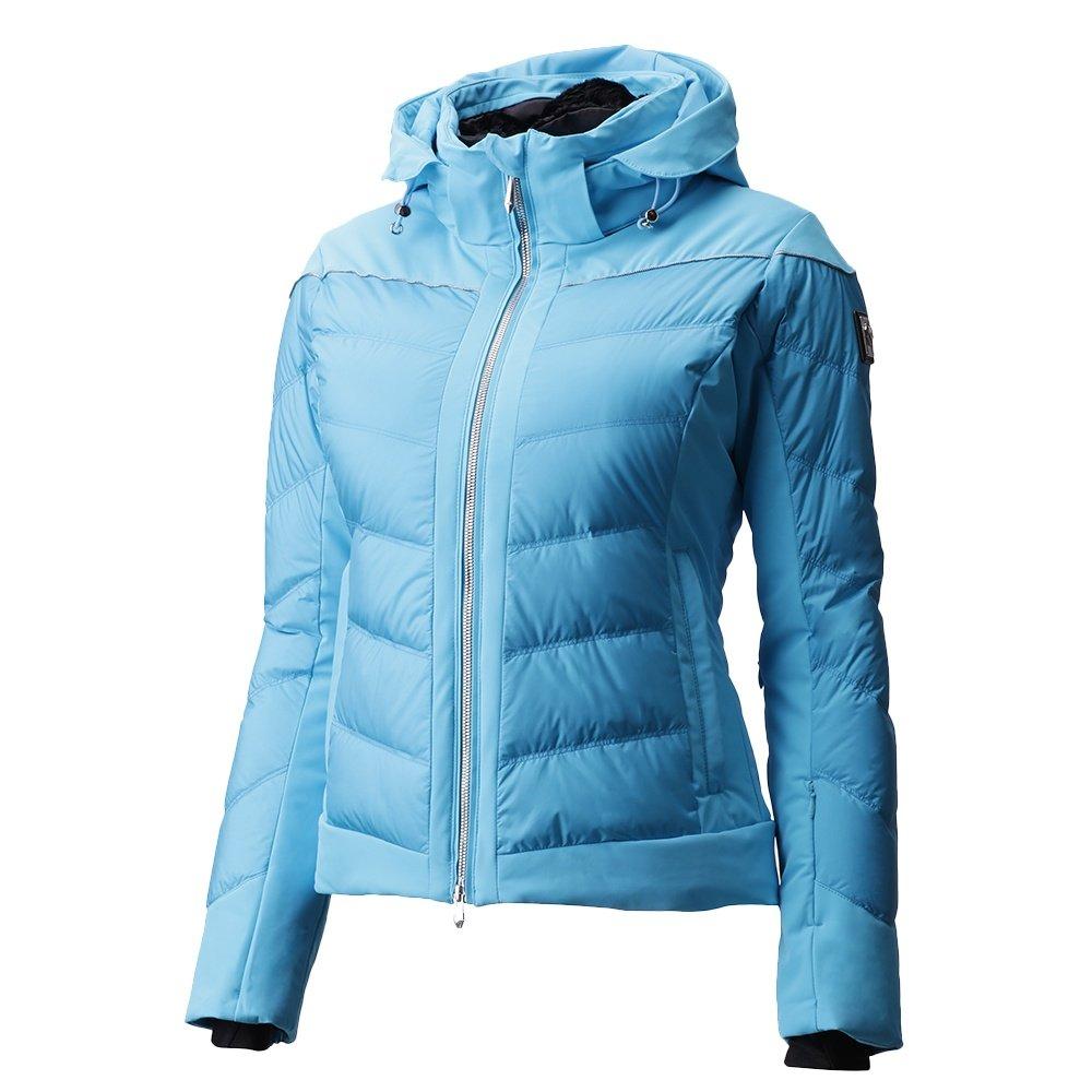 Descente Nika Insulated Ski Jacket (Women's) - Cerulean Blue