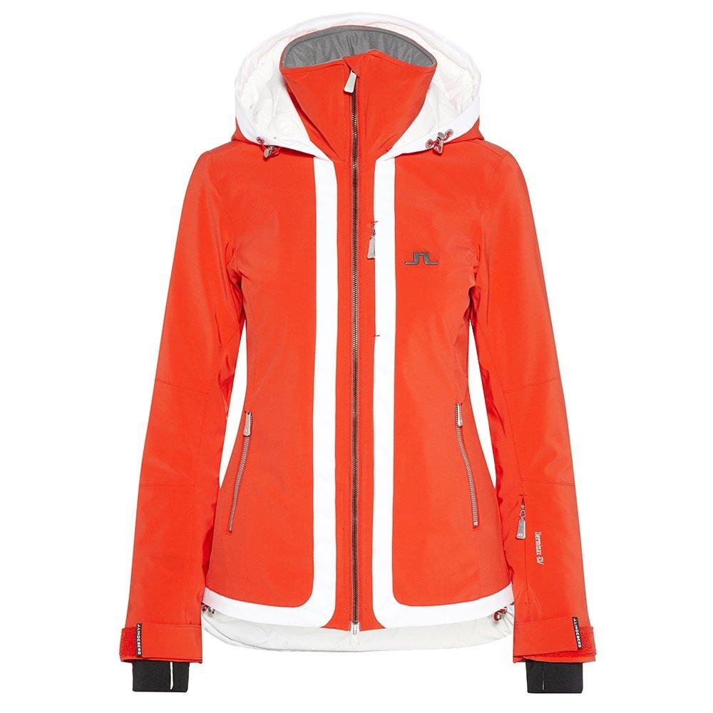 J.Lindeberg Watson Insulated Ski Jacket (Women's) - Racing Red