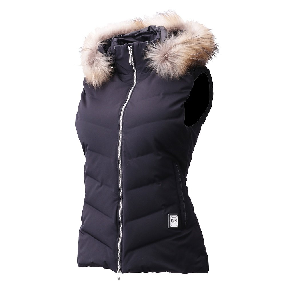 Descente Stella Down Vest (Women's) - Black