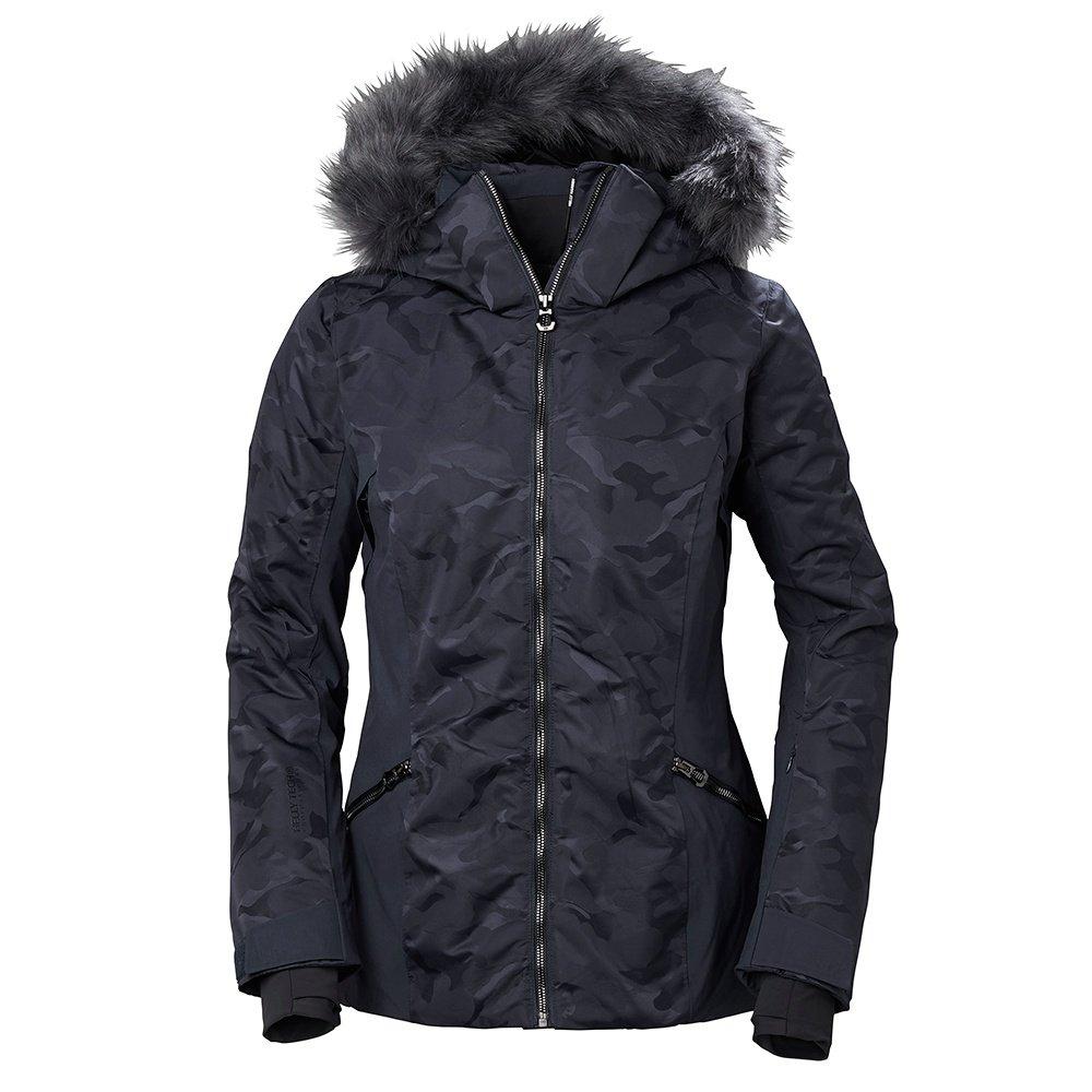 Helly Hansen Skistar Insulated Ski Jacket (Women's) - Graphite Blue
