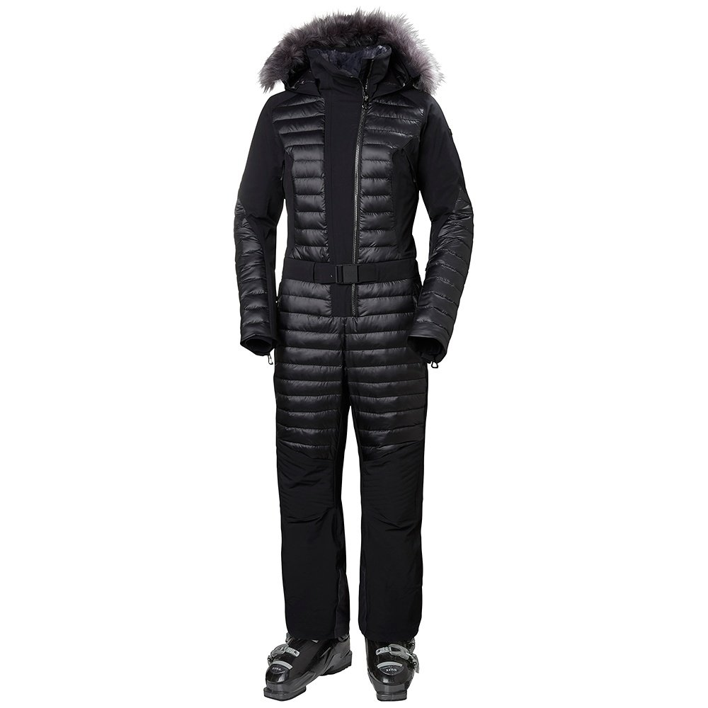 Helly Hansen Starlight Insulated Ski Suit (Women's) - HH Black