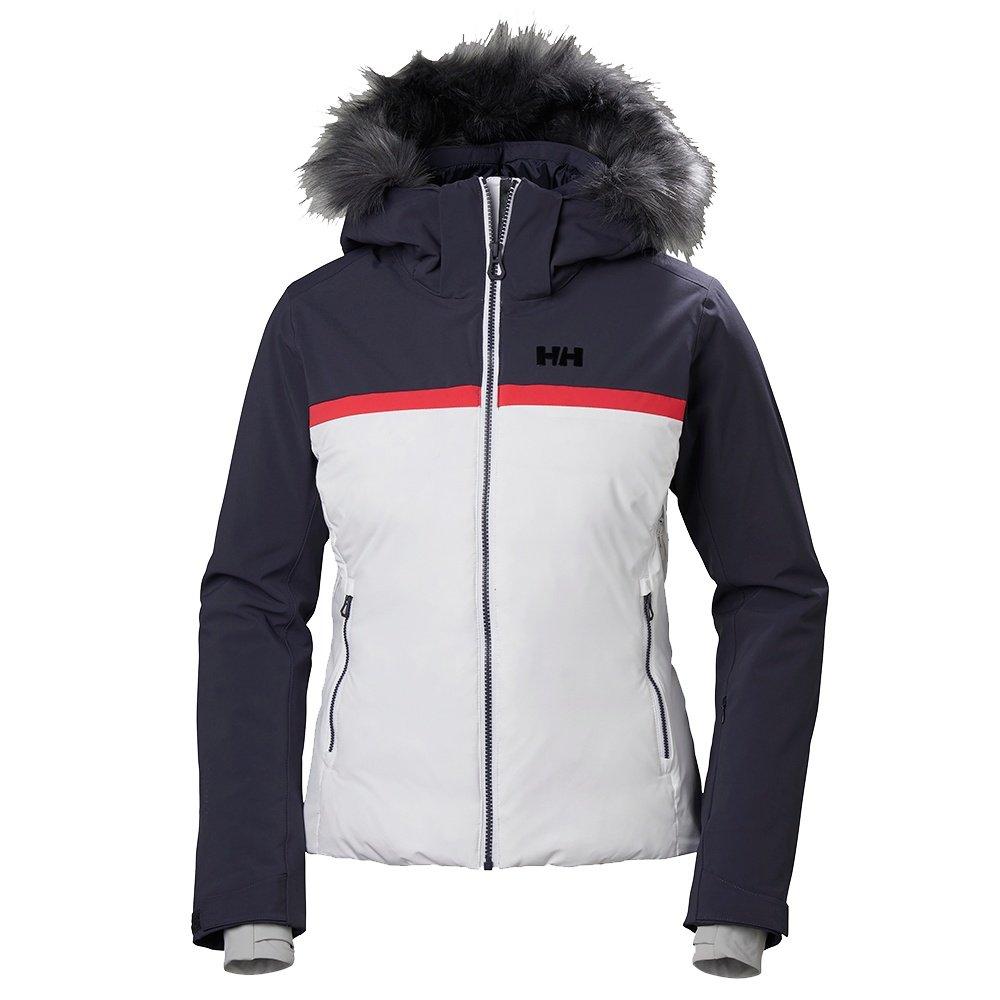 Helly Hansen Powderstar Insulated Ski Jacket (Women's) - White