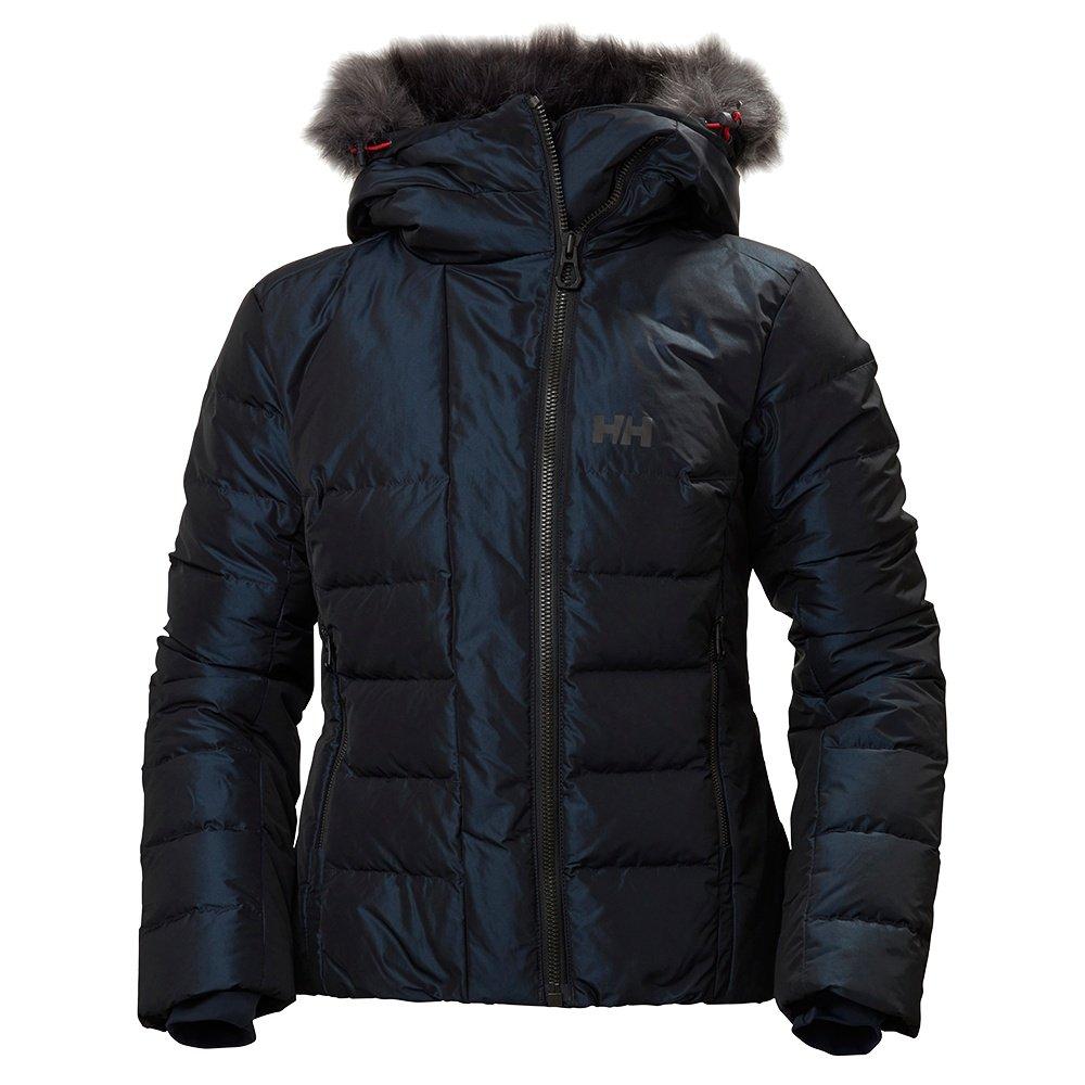 Helly Hansen Primerose Insulated Ski Jacket (Women's) - Navy