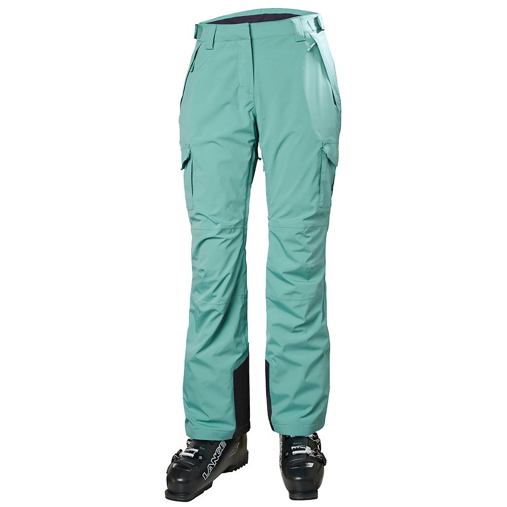 Helly Hansen Switch Cargo 2.0 Shell Ski Pant (Women's) - Jade