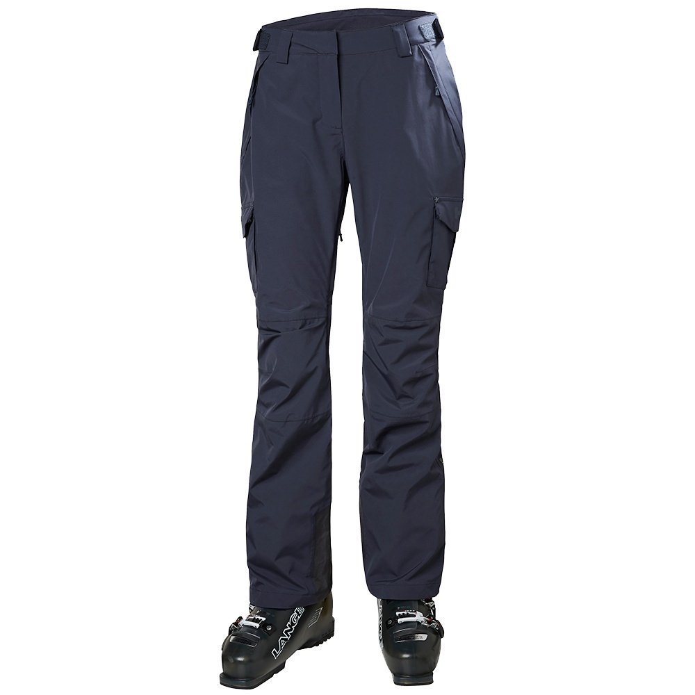Helly Hansen Switch Cargo 2.0 Insulated Ski Pant (Women's) - Graphite Blue