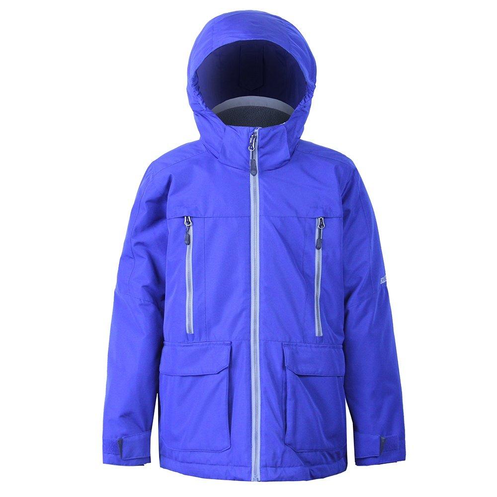 Boulder Havoc Insulated Ski Jacket (Boys') - Cobalt Blue