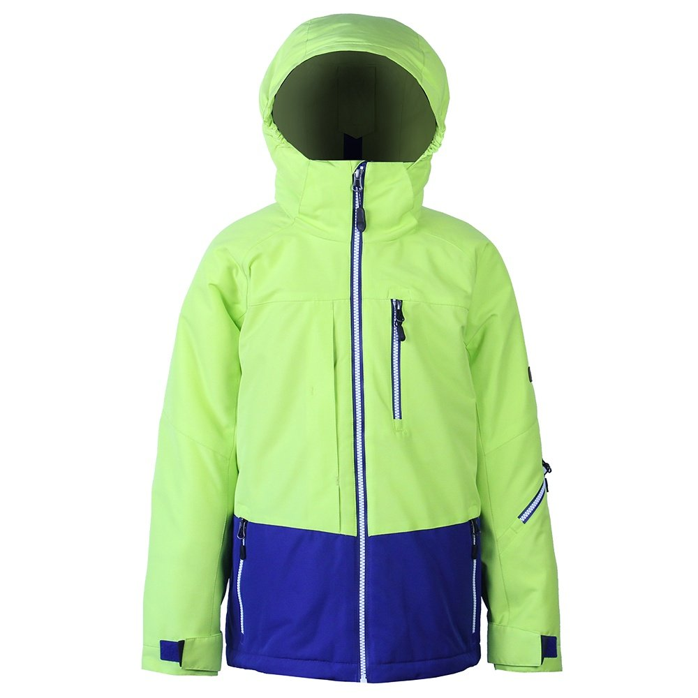Boulder Gear Commotion Insulated Ski Jacket (Boys') - Citrus