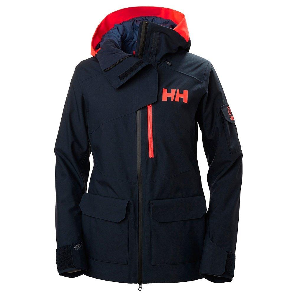 Helly Hansen Powderqueen 2.0 Insulated Ski Jacket (Women's) - Navy