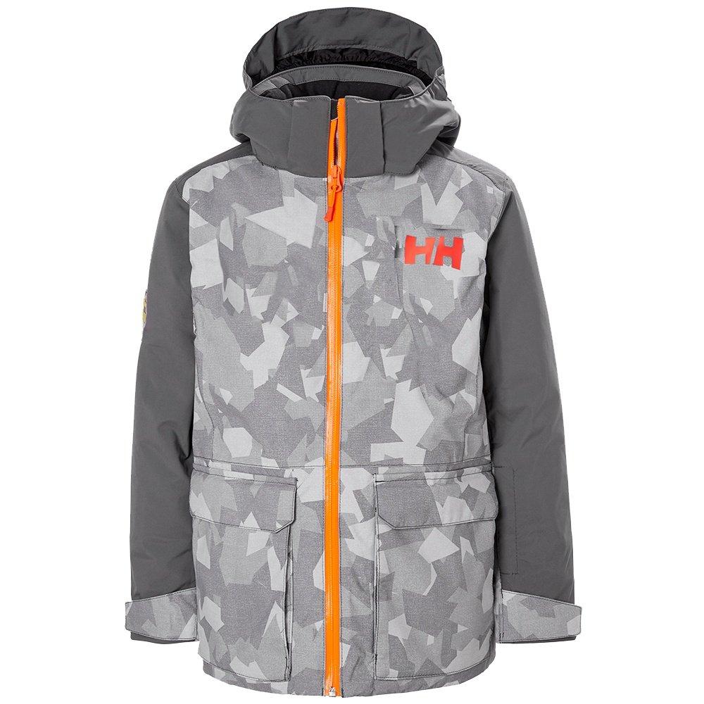 Helly Hansen Skyhigh Insulated Ski Jacket (Kids') - Quiet Shade