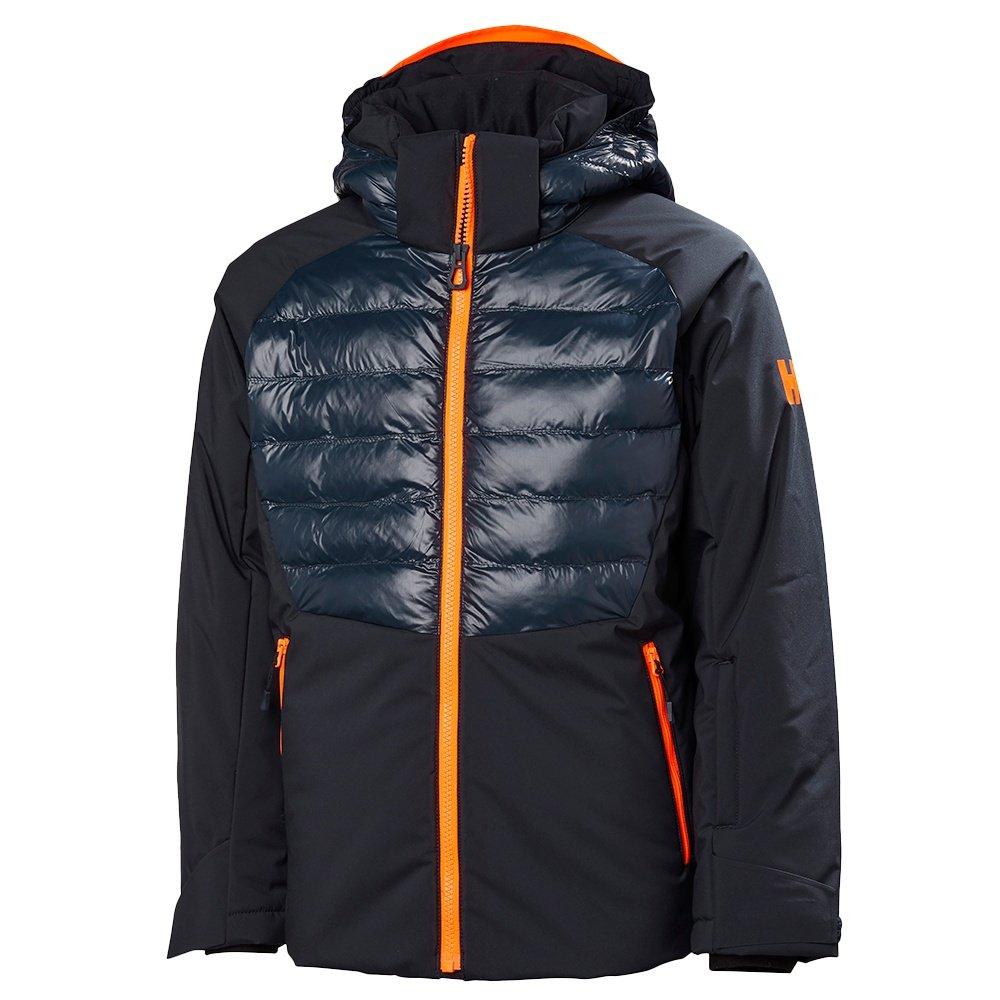 Helly Hansen Snowstar Insulated Ski Jacket (Kids') - Navy