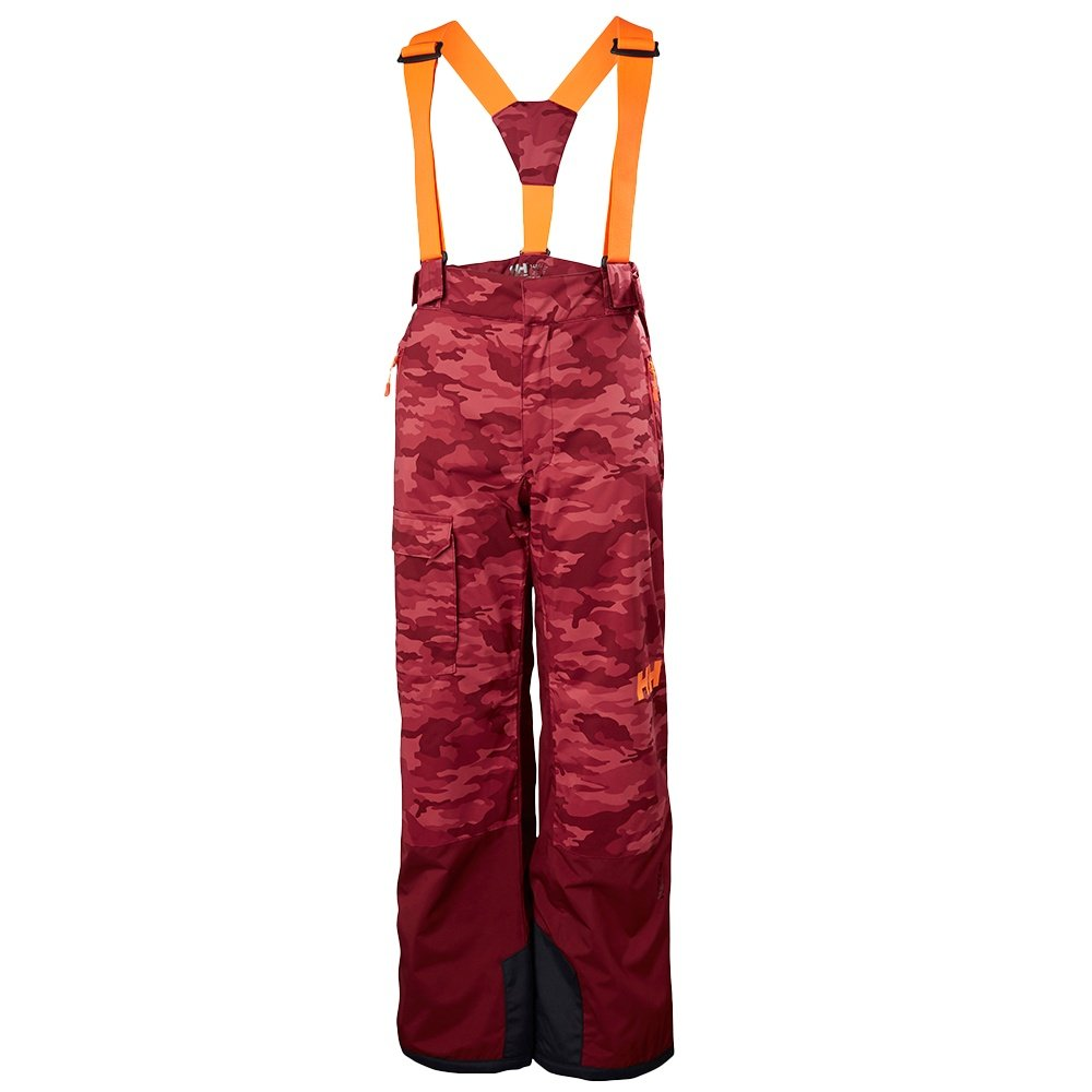 Helly Hansen No Limits Insulated Ski Pants (Kids') - Cabernet