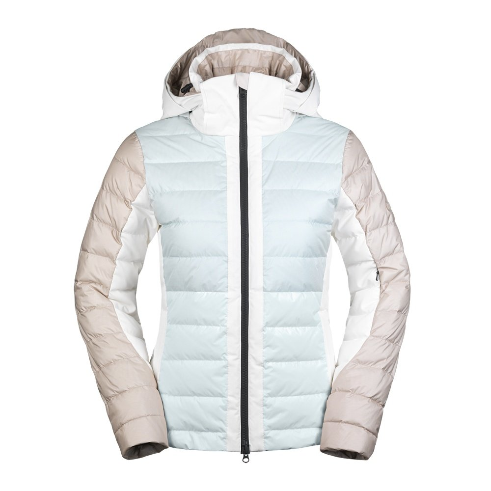Capranea Splendit Down Ski Jacket (Women's) - Chalk Blue