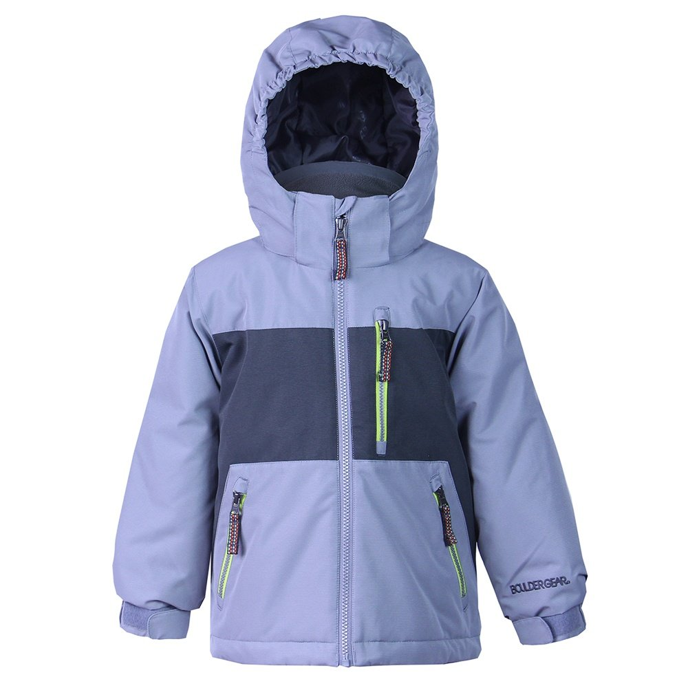 Boulder Gear Gambit Insulated Ski Jacket (Little Boys') - Shark Skin