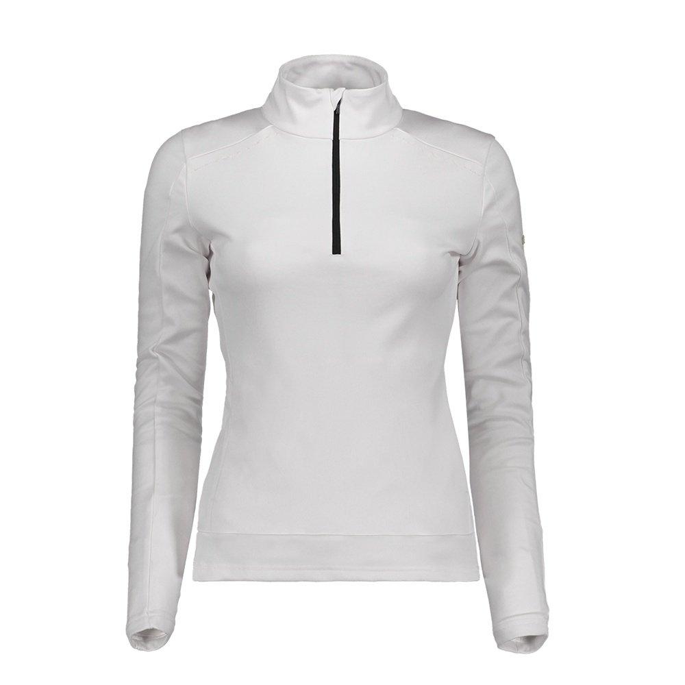 Capranea Cut Half Zip Mid-Layer (Women's) - White
