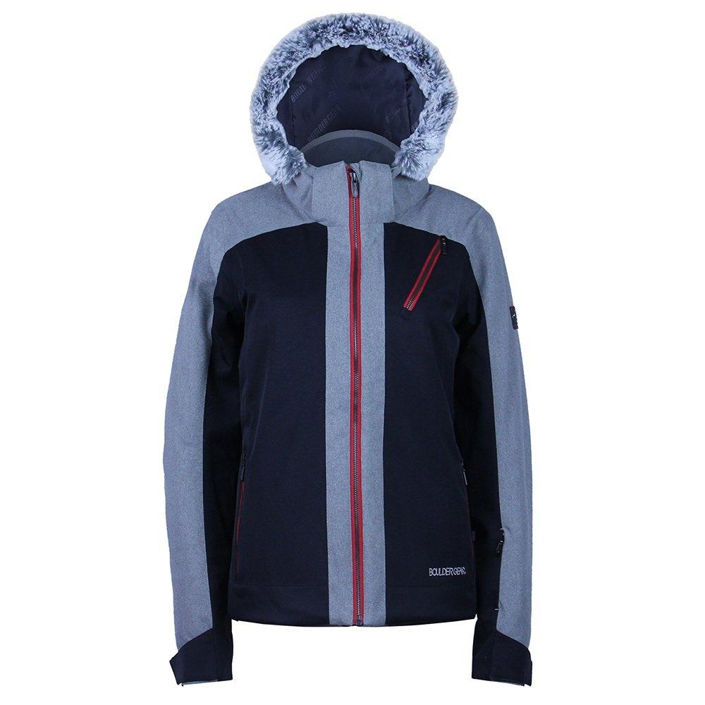Boulder Gear Sierra Insulated Ski Jacket (Women's) - Black