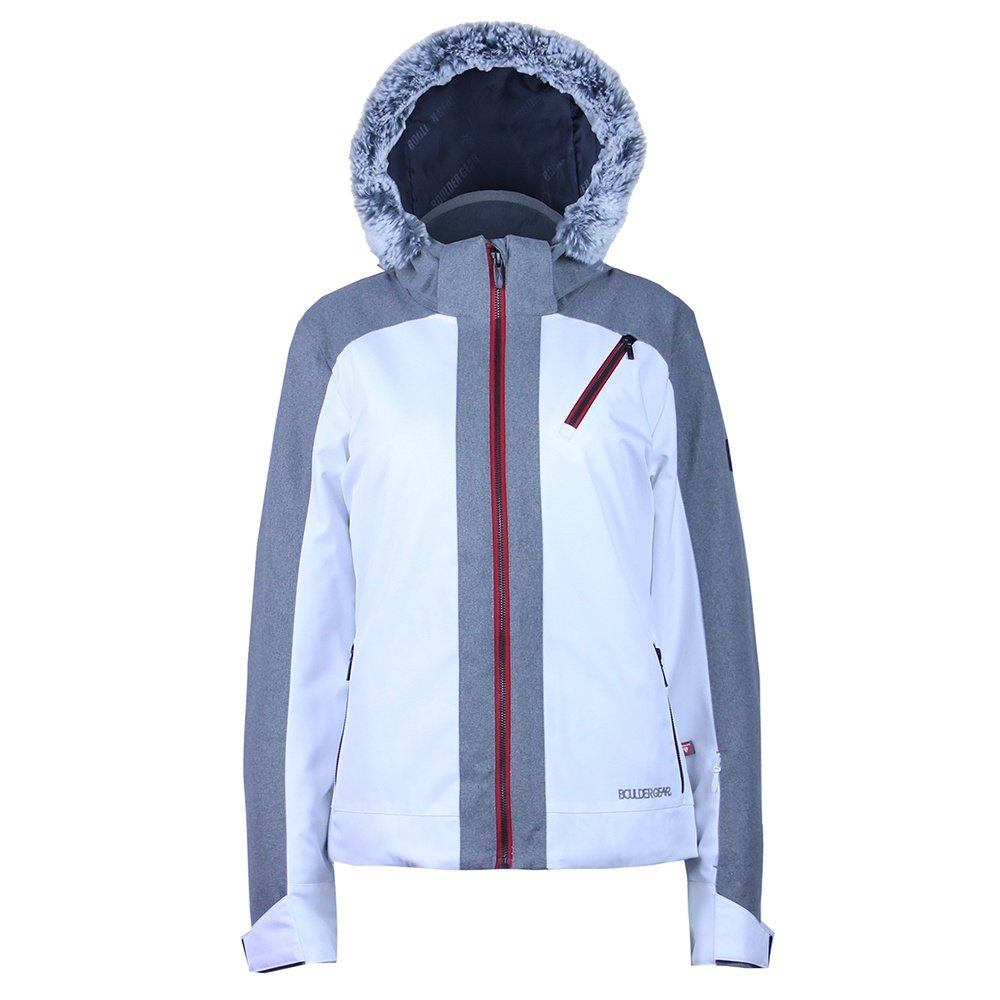 Boulder Gear Sierra Insulated Ski Jacket (Women's) - White