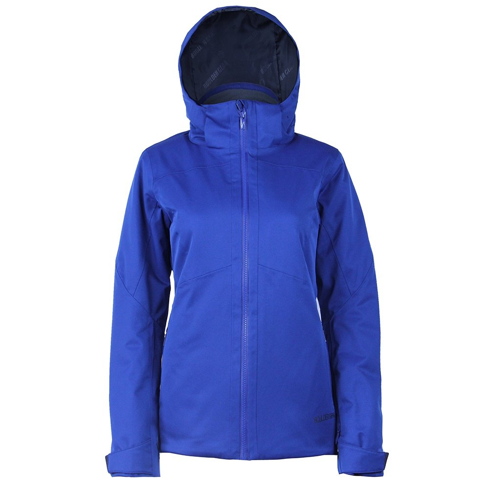 Boulder Gear Gentry Tech Insulated Ski Jacket (Women's) - Navy Peony