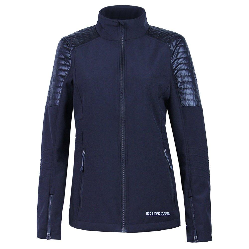 Boulder Gear Entice Softshell Jacket (Women's) - Black