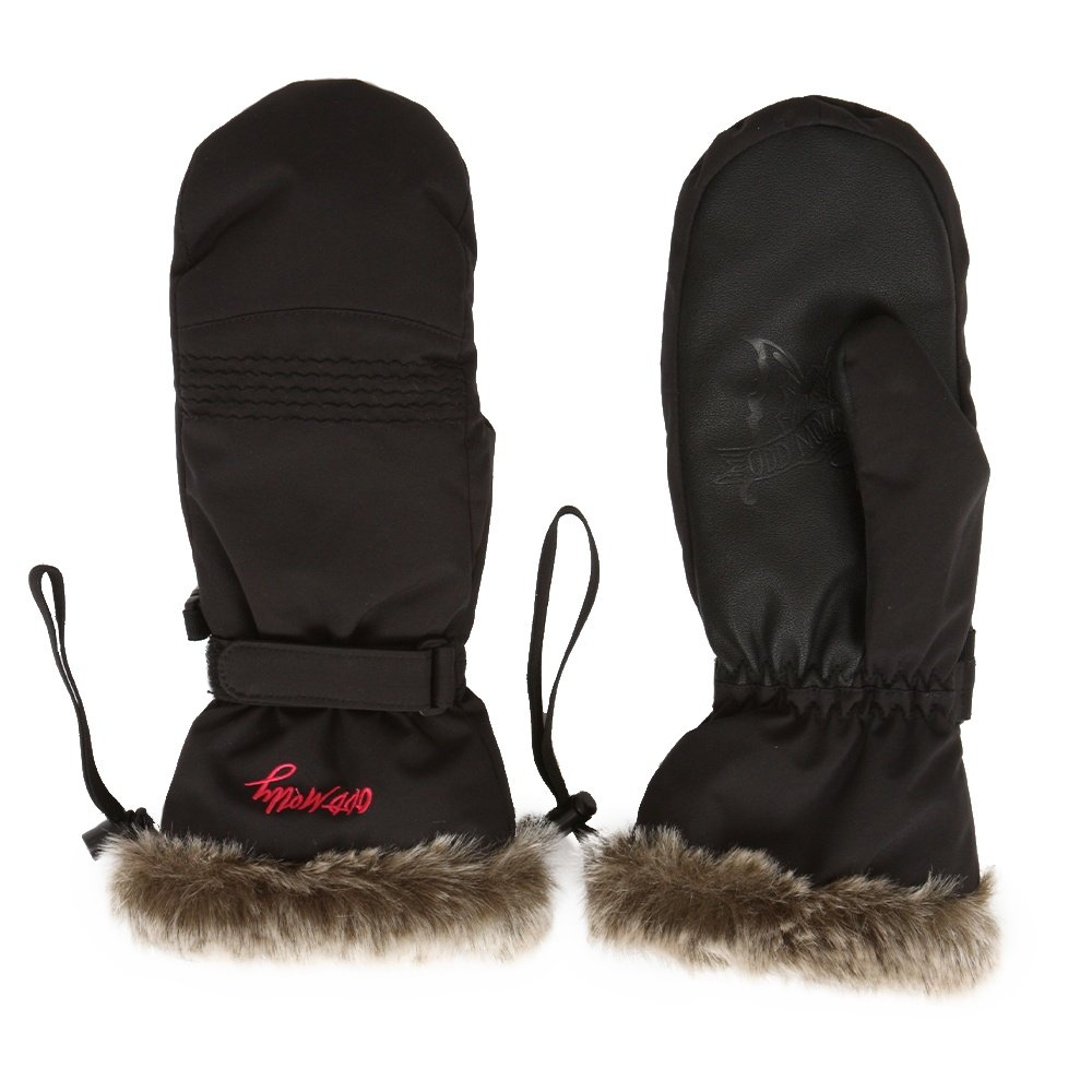 Odd Molly Fireplace Mitt (Women's) - Almost Black