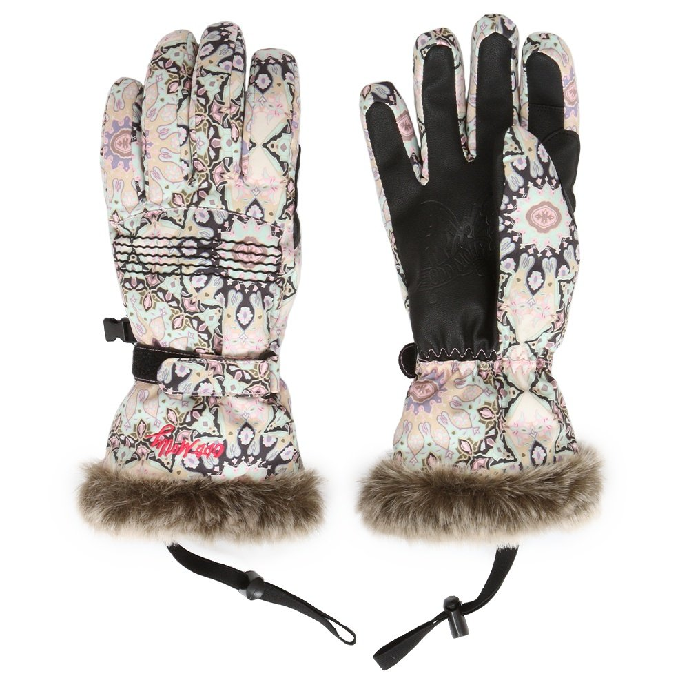 Odd Molly Fireplace Glove (Women's) - Multi Color