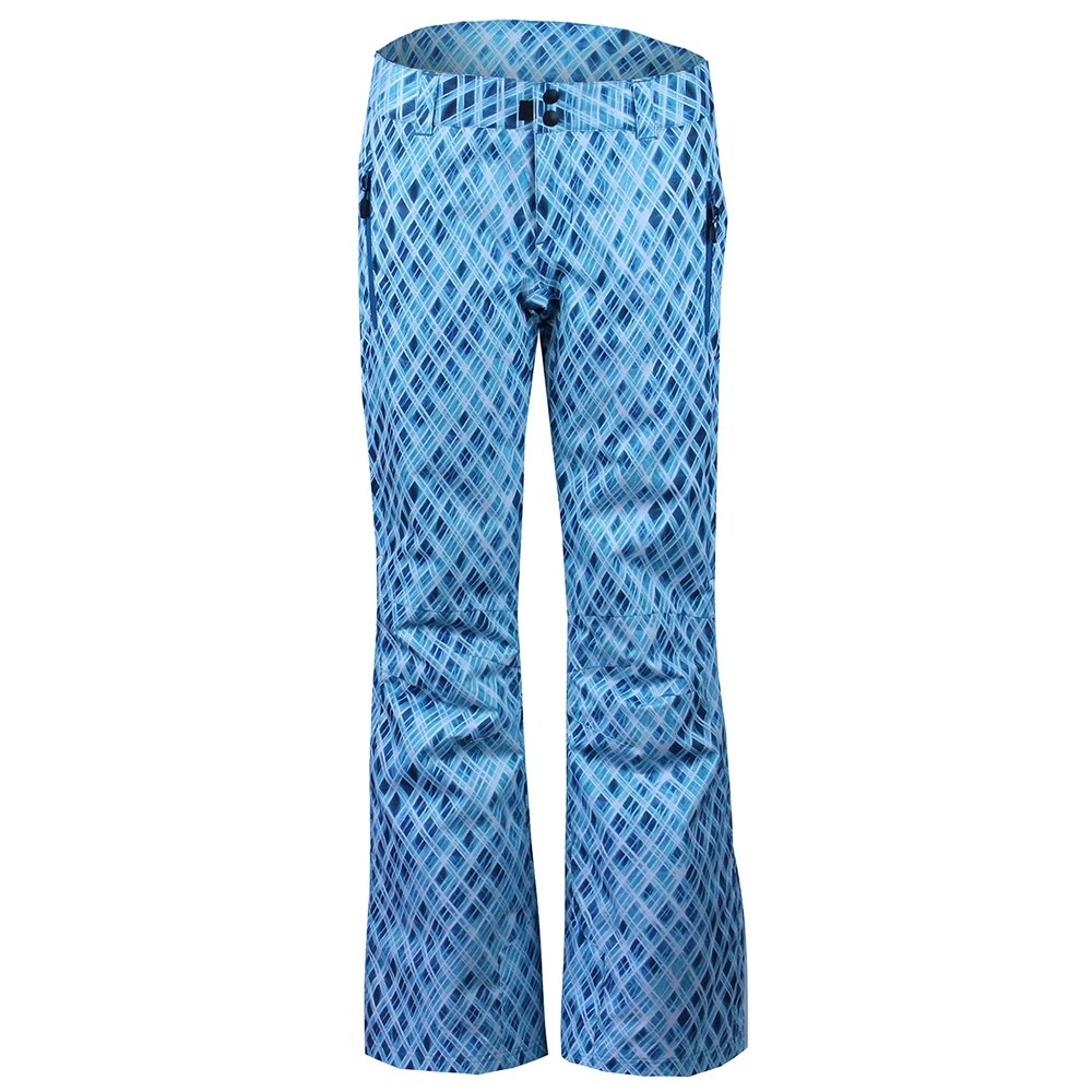 Boulder Gear Luna Insulated Ski Pant (Women's) - Lattice Print