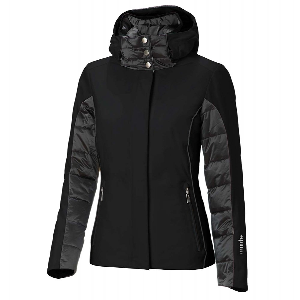 Rh+ Hidaka Insulated Ski Jacket (Women's) - Black/Black