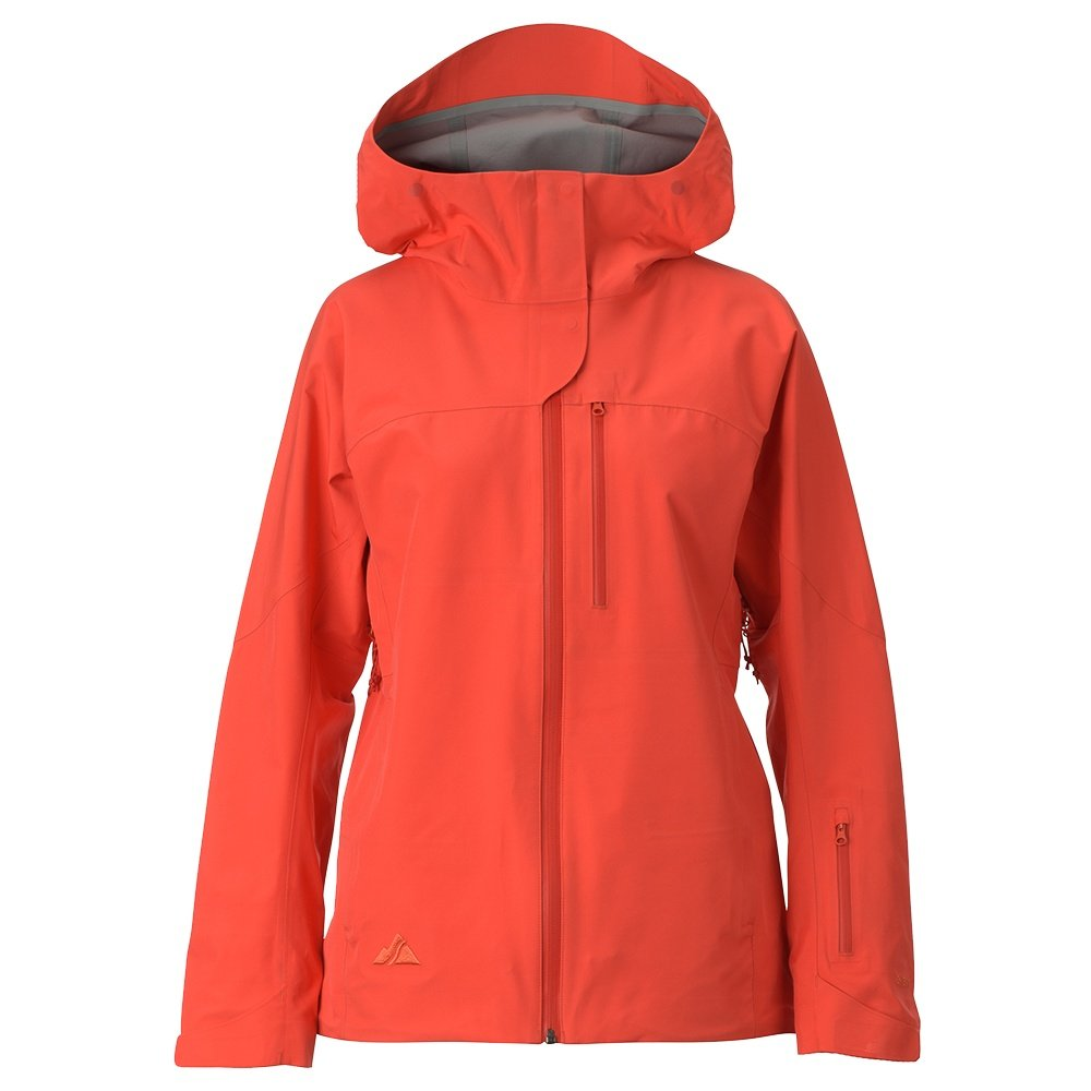 Strafe Meadow Shell Ski Jacket (Women's) - Candy Red
