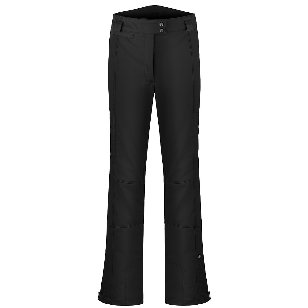 Poivre Blanc Stretch Ski Pant (Women's) - Black